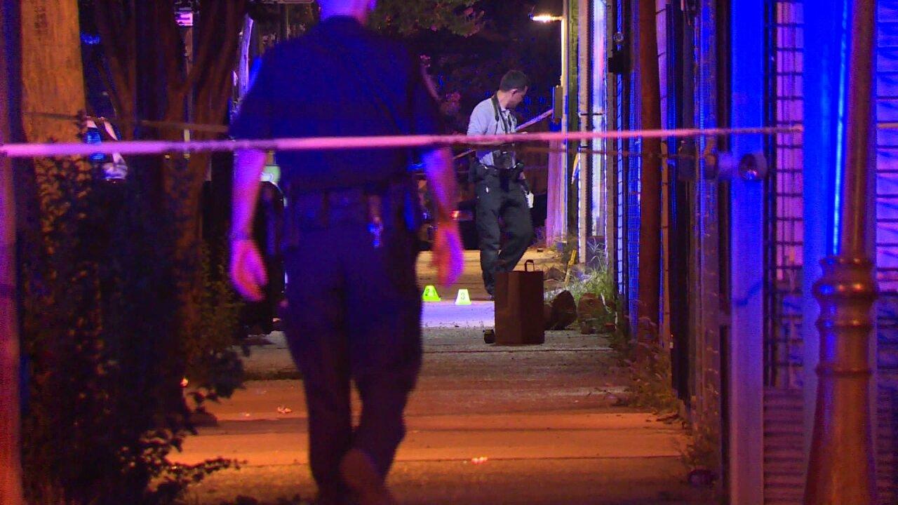 Police ID 33-year-old man shot to death on Richmondsidewalk