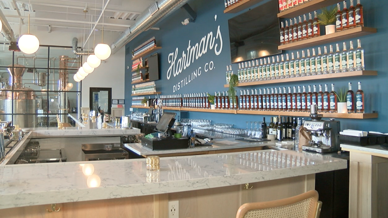New distillery in Buffalo's Old First Ward hopes to make the Queen City a bourbon hub