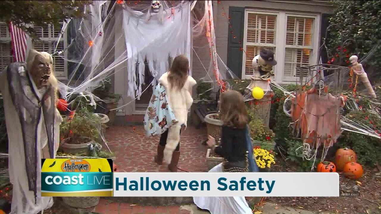 Halloween safety tips for the home, kids and pets on Coast Live