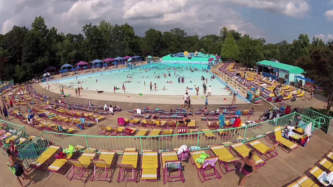 Water Country USA opens May 19 for the summer season