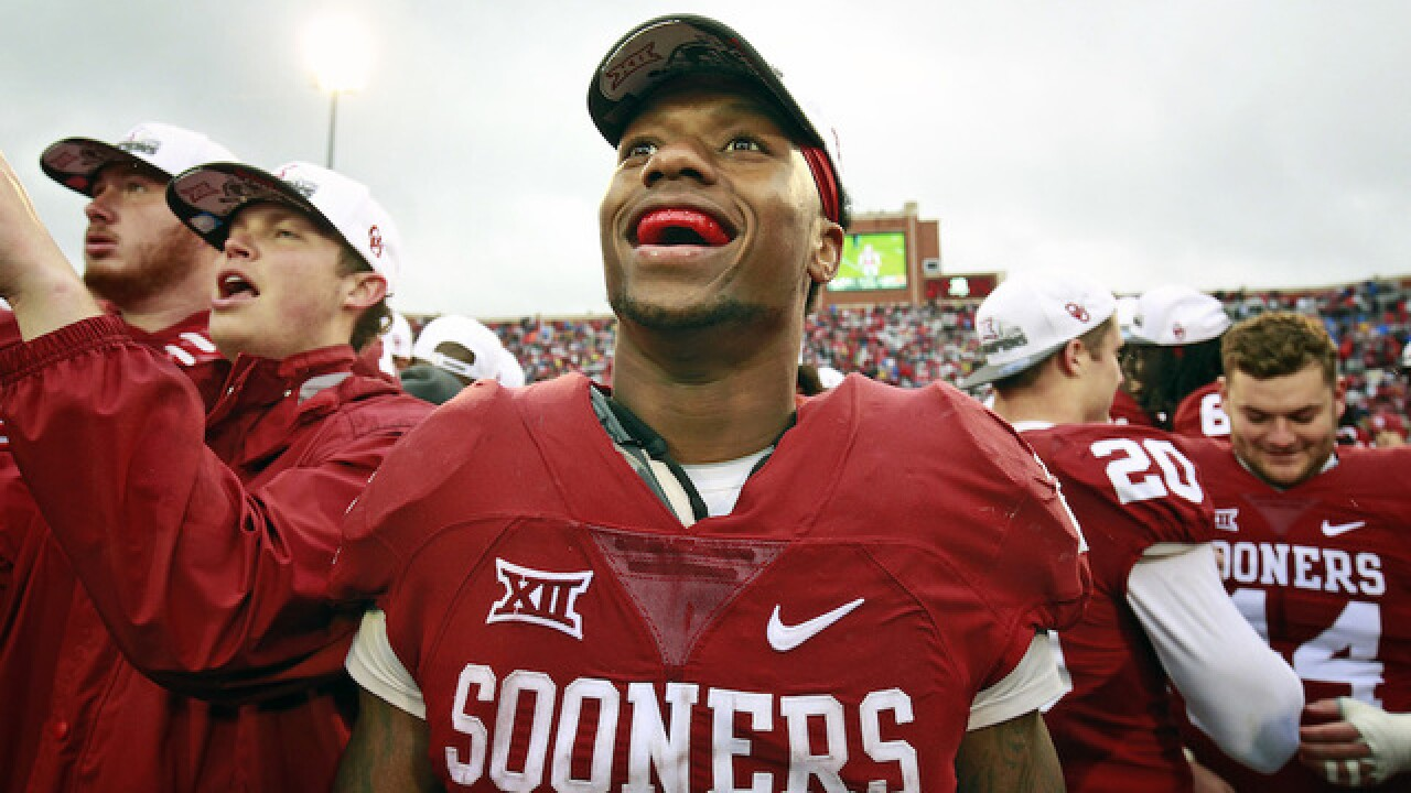 Joe Mixon: Brutal video shows Oklahoma football player punching woman, breaking her jaw