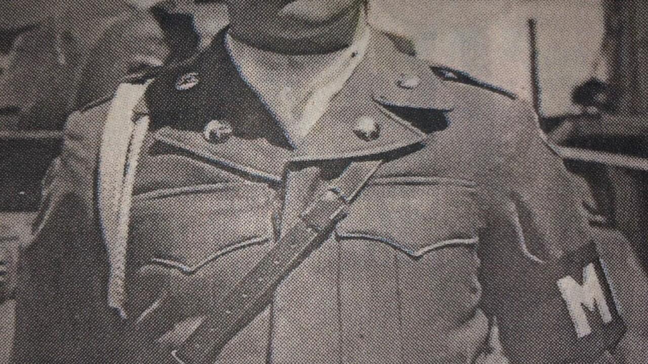 Jim Crawford, United States Army, Korean War Veteran