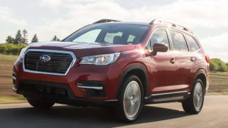 Subaru SUVs recalled for faulty transmissions