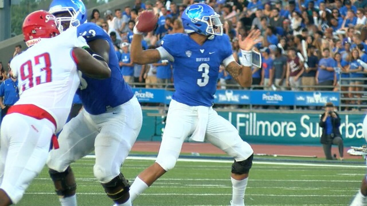 UB's Tyree Jackson named MAC East Offensive Player of the Week
