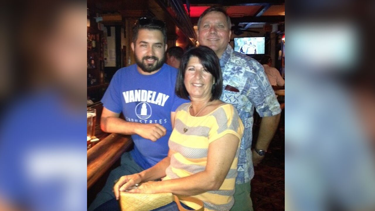 Justin Waldron, FAU teacher who died in Jan. 23 crash