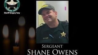 Sgt. Shane Owens BSO In Memoriam