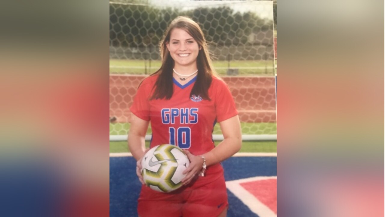 Check out GP's Karlee Friebele and her amazing soccer goal