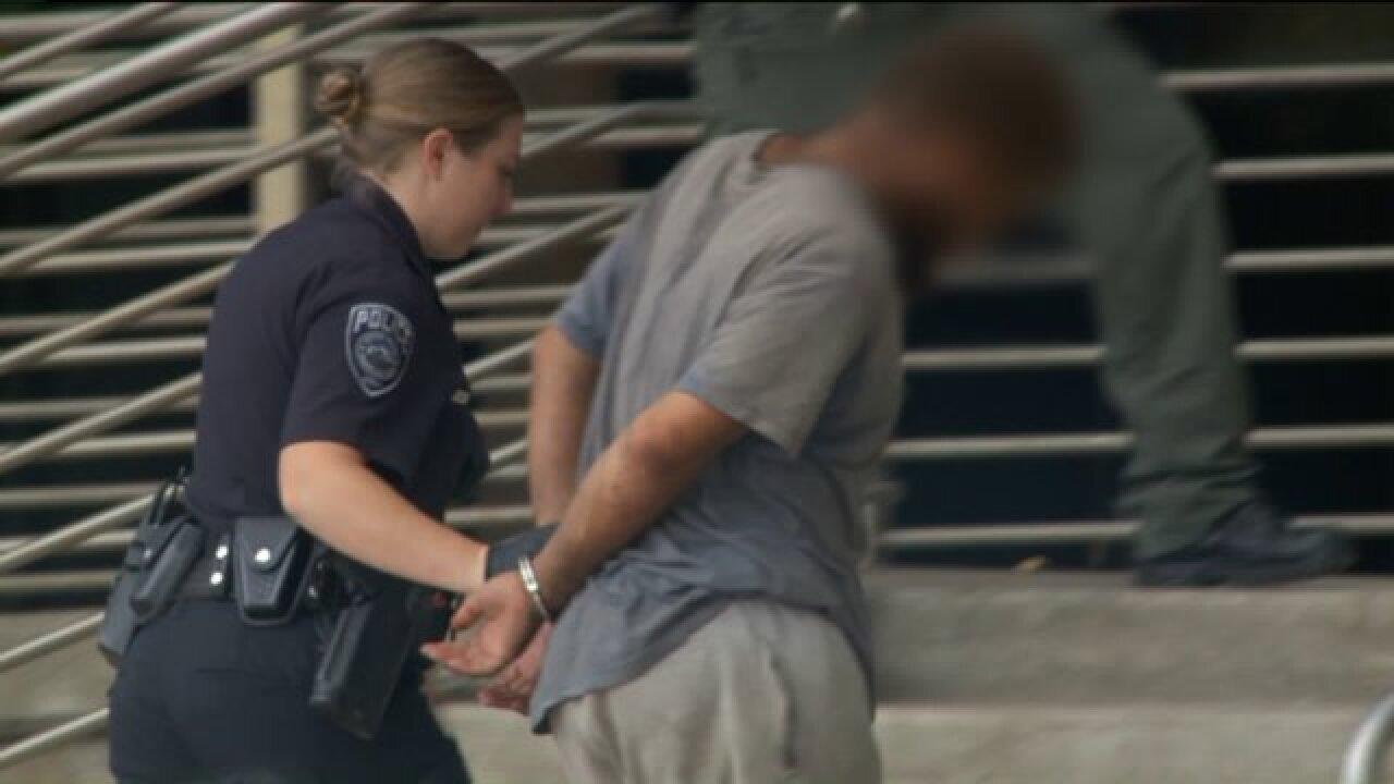 Dozens arrested in crime crackdown in Rio Grandeneighborhood