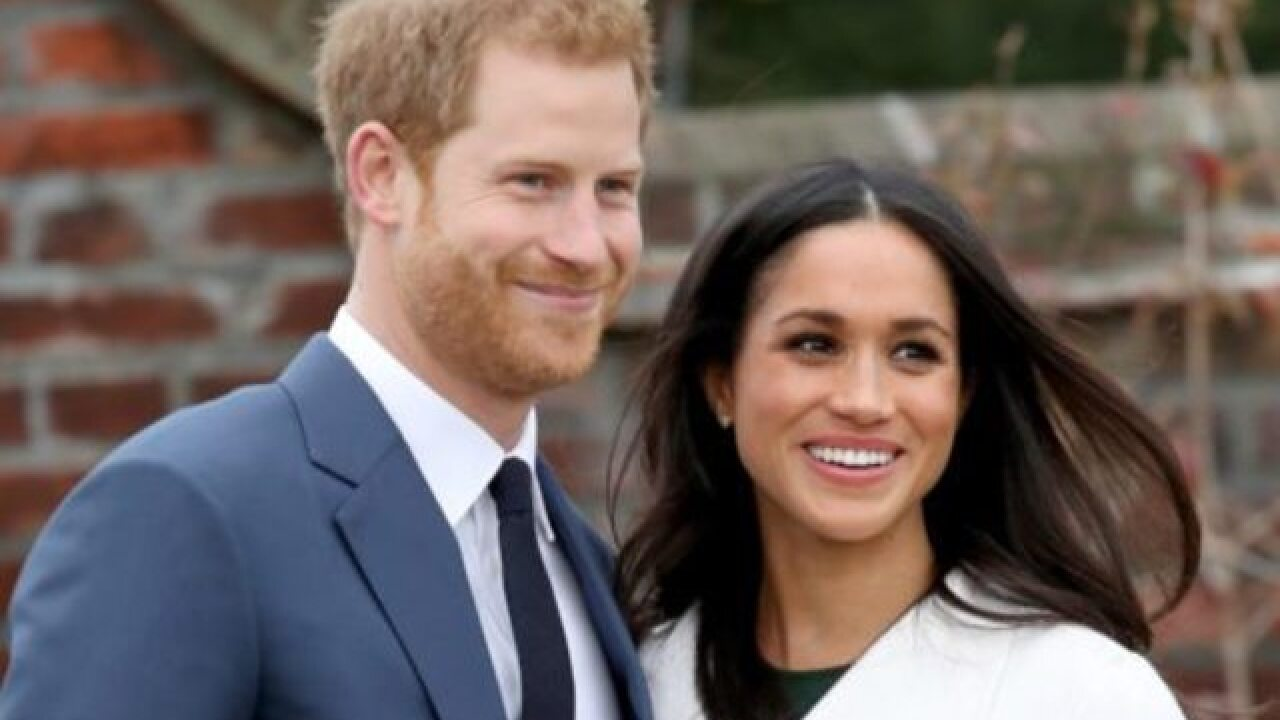 WI women traveling to England for royal wedding