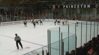Colorado College rolls past Princeton