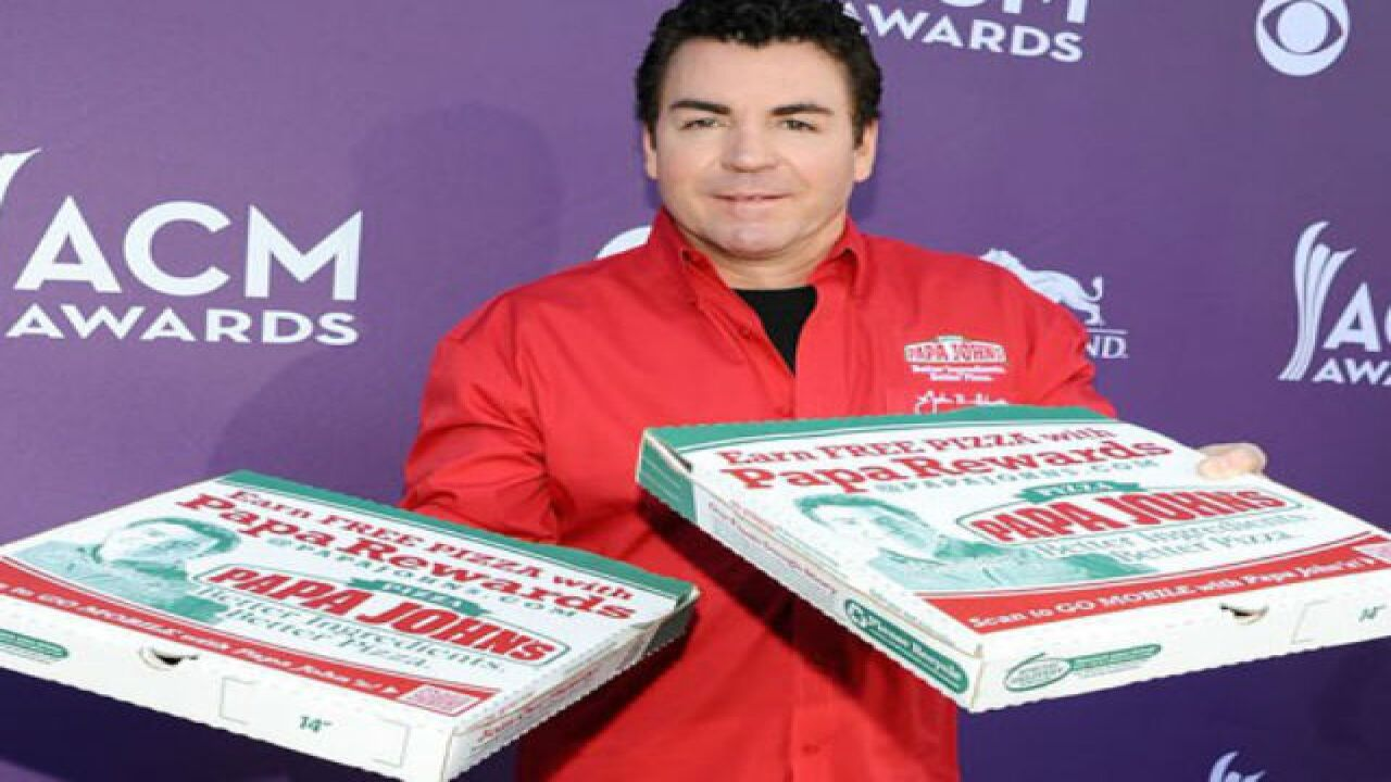 Papa John's reports fifth straight quarter of declining sales