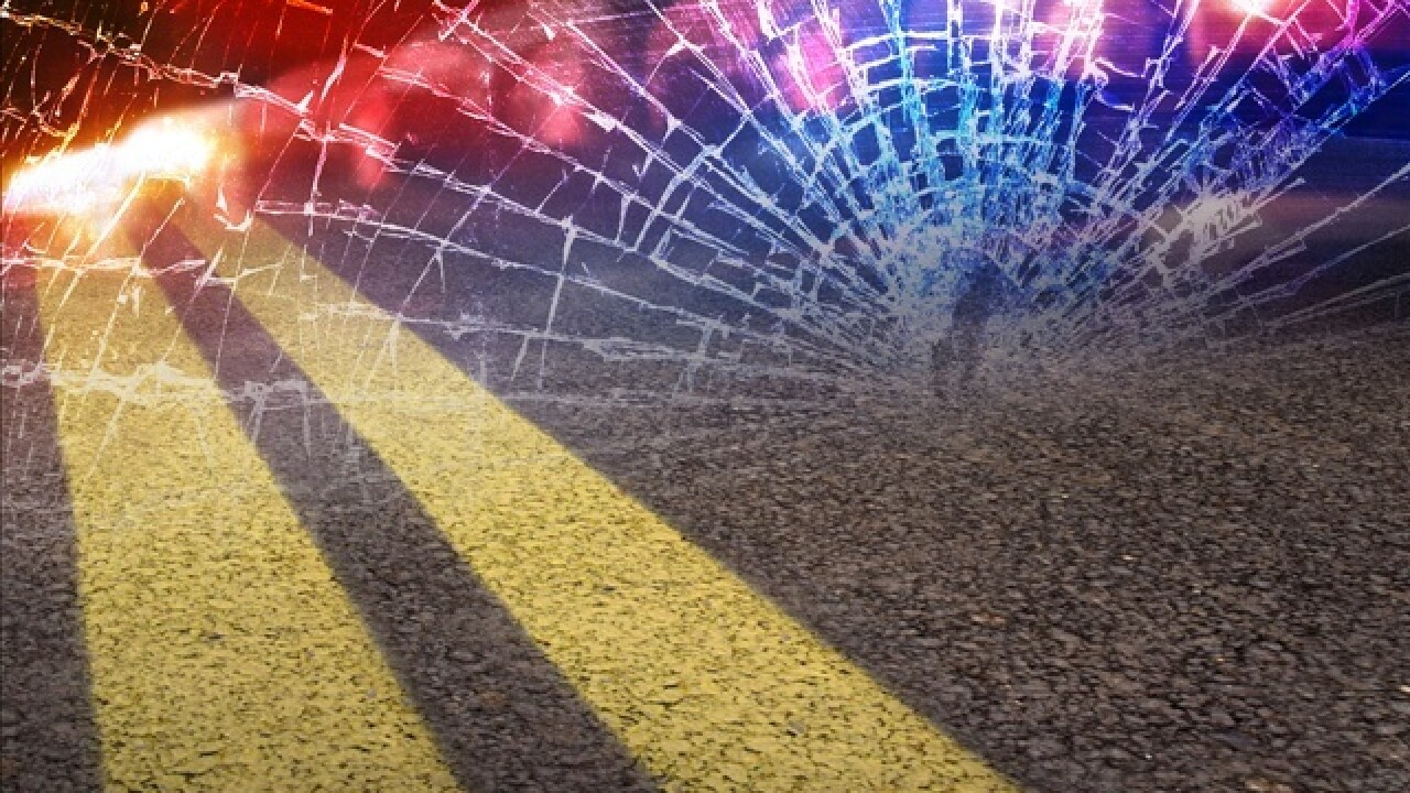 Serious crash causes road blockage on Diplomat