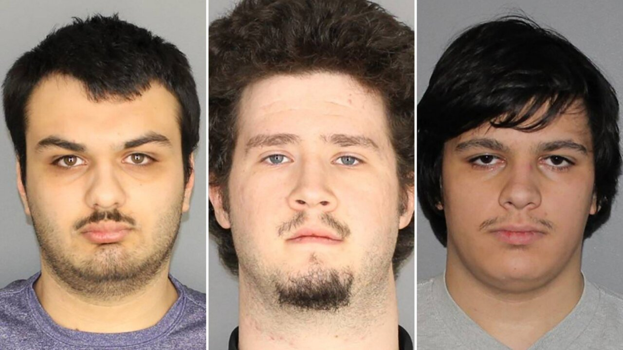 3 men plead guilty in foiled plot to bomb a Muslim community in New York state