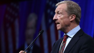 Tom Steyer DNC Summer Meeting