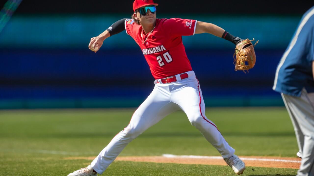 Tyler Robertson UL Baseball
