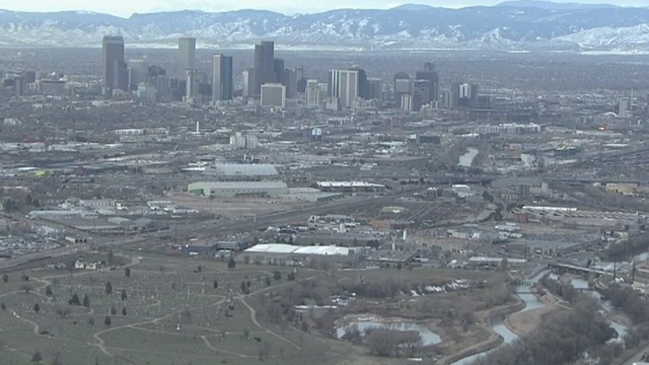 Colorado's Population Will Grow To Nearly 8 Million By