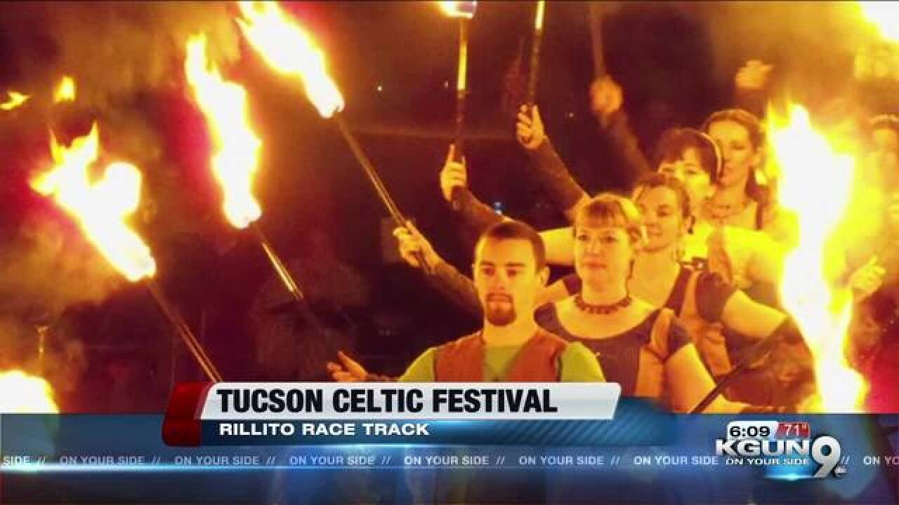 Tucson Celtic Festival & Scottish Highland Games