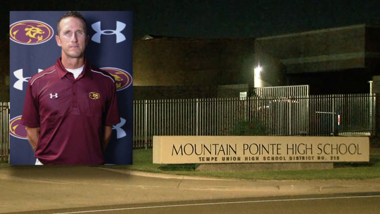 Justin Hager Mountain Pointe Coach