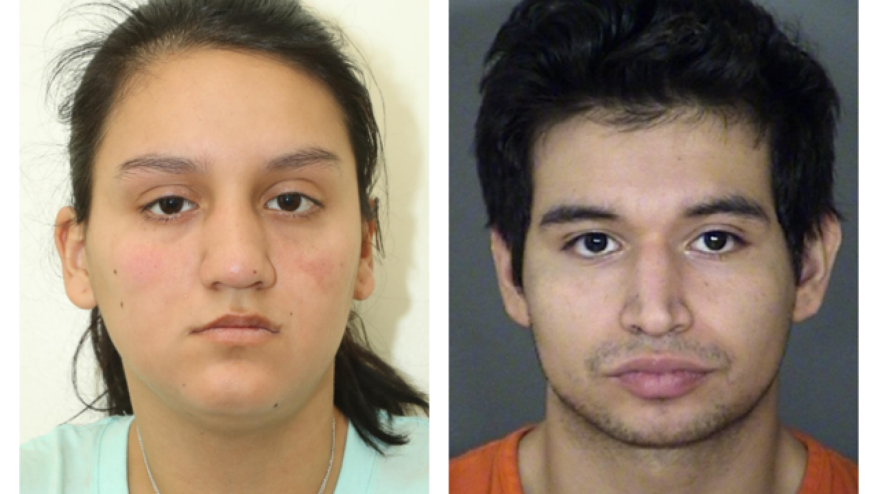 2 arrested in 'brutal' sexual assault of 1-year-old girl that was falsely blamed on dogs