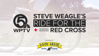 Steve Weagle's Ride for the Red Cross
