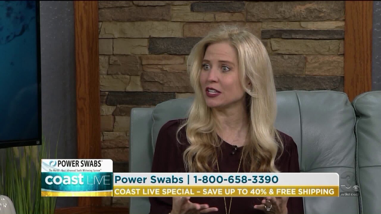 A way to whiter teeth this holiday season on Coast Live