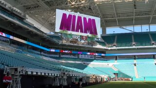 Tight security promised for Super Bowl 54 in Miami