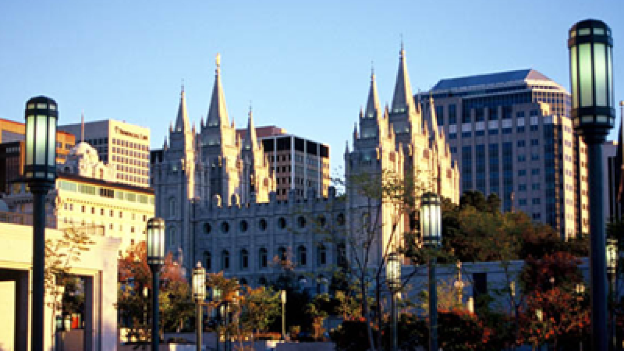LDS Church says it doesn't oppose hate crimes legislation that includes protections for LGBTQ people