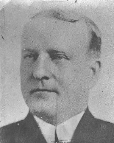 Tate Brady Portrait