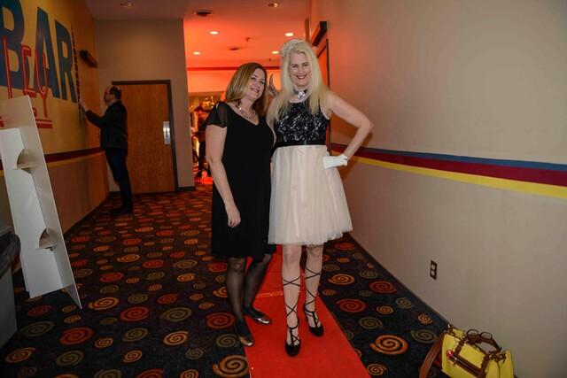 Film Cincinnati's Oscars watch party
