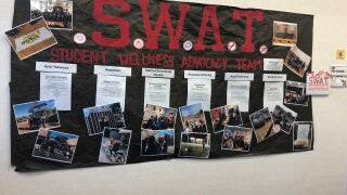 S.W.A.T. organization at Empire High School