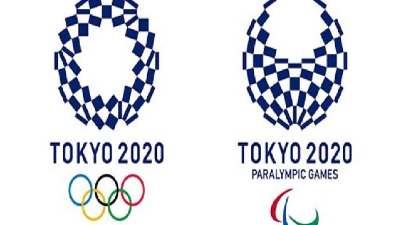 New logo selected for Tokyo 2020 Olympics