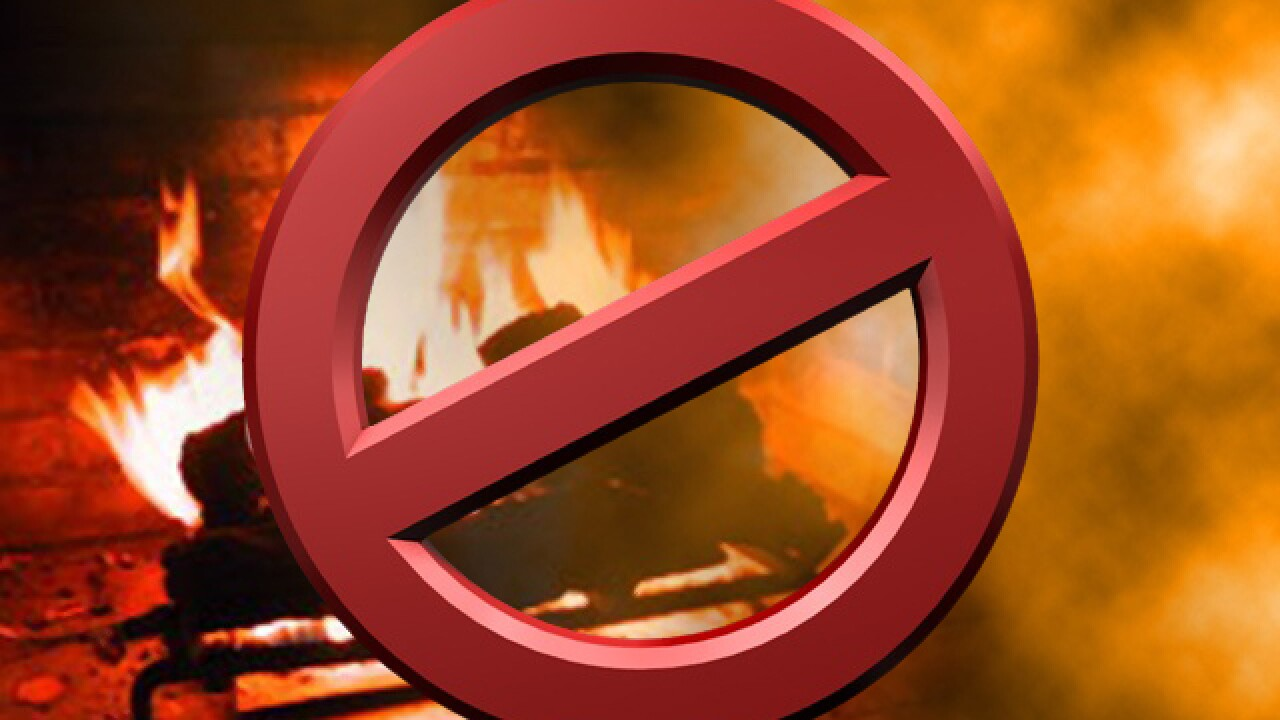 State considers banning wood burning from November 1 to March 15