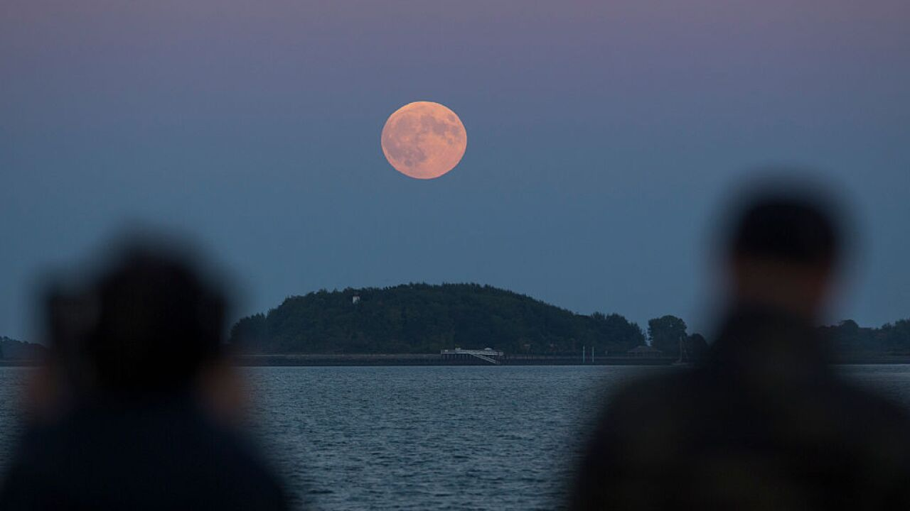 'Super Pink Moon' to light up night sky on Tuesday