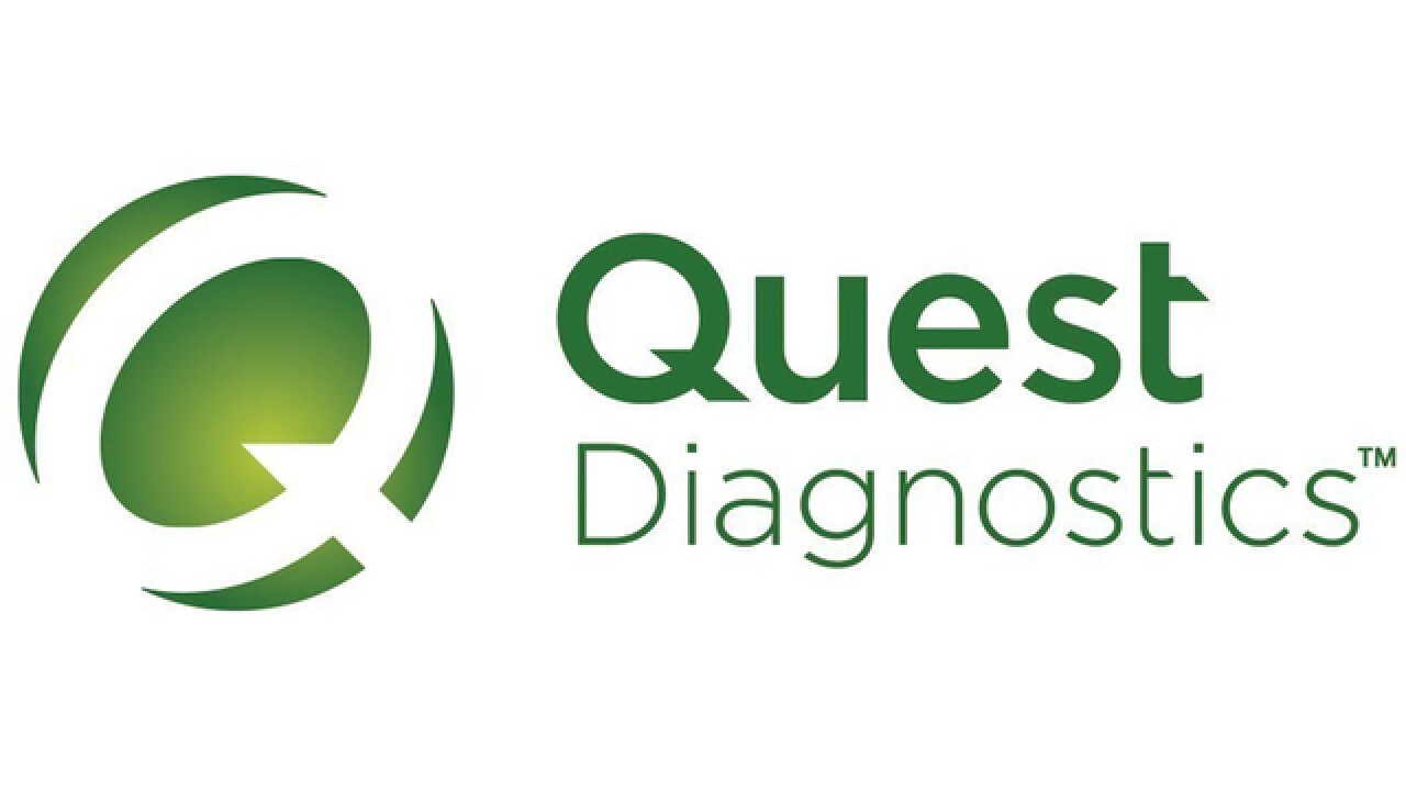 Quest Diagnostics says customer accounts hacked