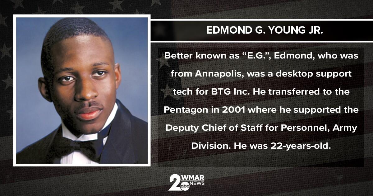 Edmond G. Young Jr.