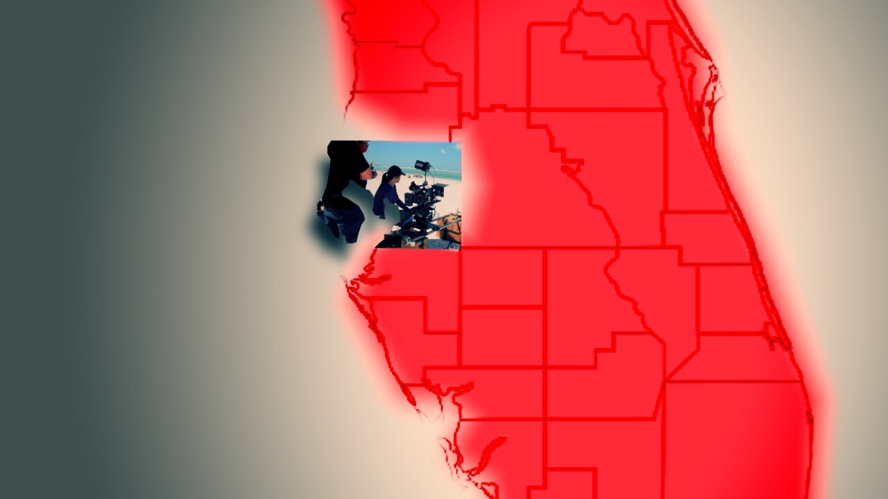 film production in Hillsborough and Pinellas County