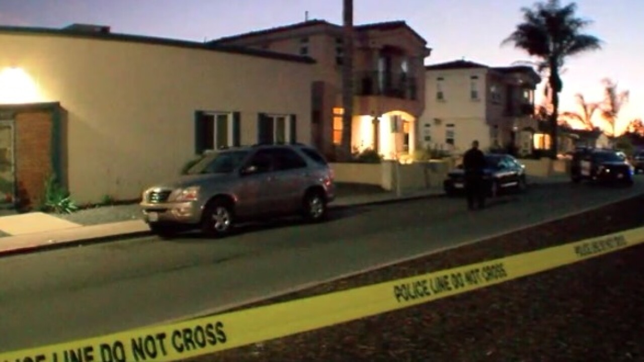21-year-old shot near Memorial Park in Chula Vista