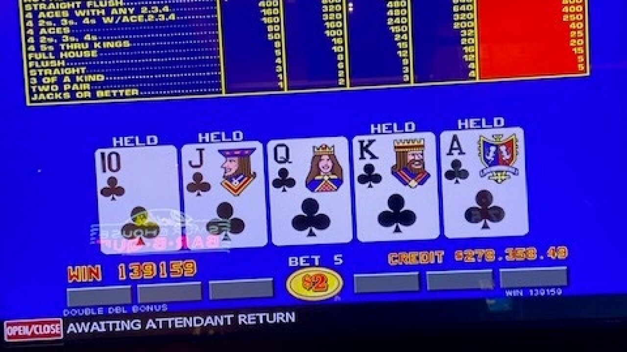 jackpot at red rock casino