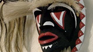 Louis David Valenzuela Pascola Mask