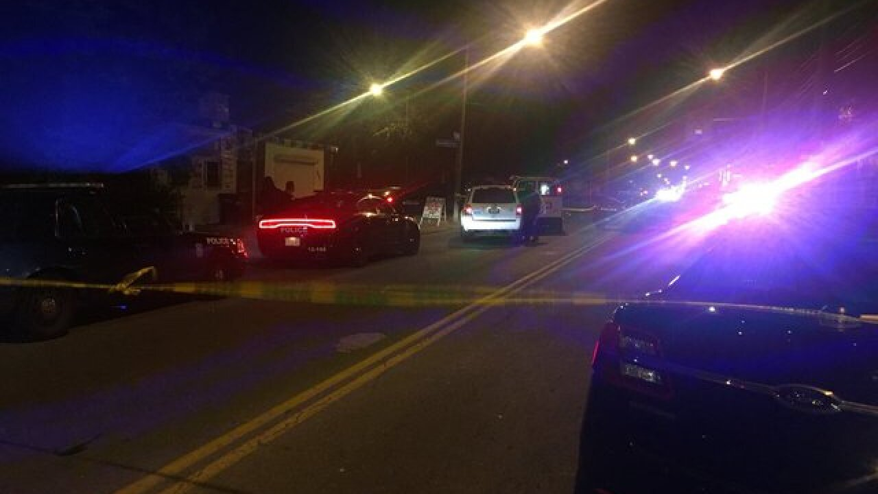 3 victims shot in a drive-by attack on Cleveland's east side