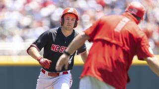 CWS NC State Stanford Baseball