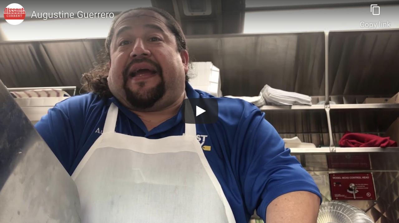 El Cazador food truck