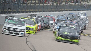 NASCAR Gander Outdoor Truck Series M&M's 200 Presented by Casey's General Store