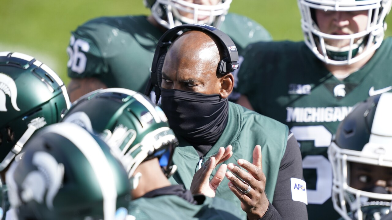 Rivalry week arrives: MSU's Mel Tucker won't say Michigan by name