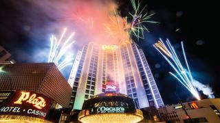 Plaza Hotel fireworks