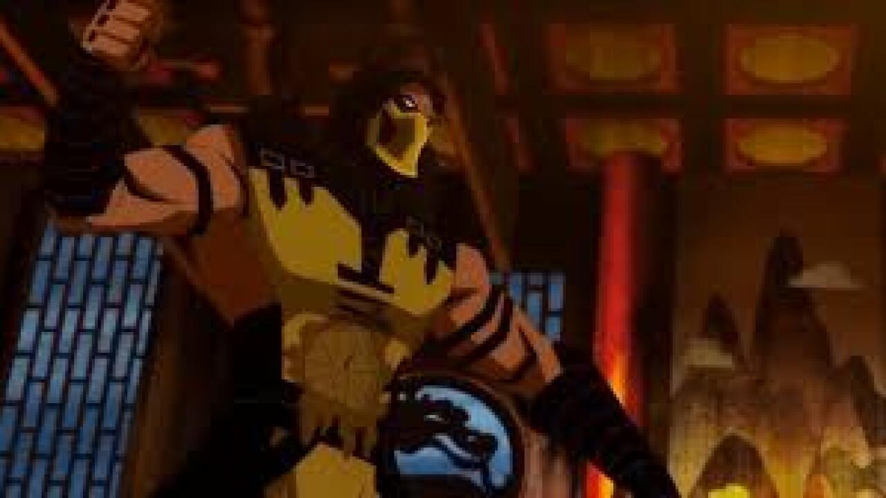 """Mortal Kombat Legends: Scorpion's Revenge"" is out on home video."