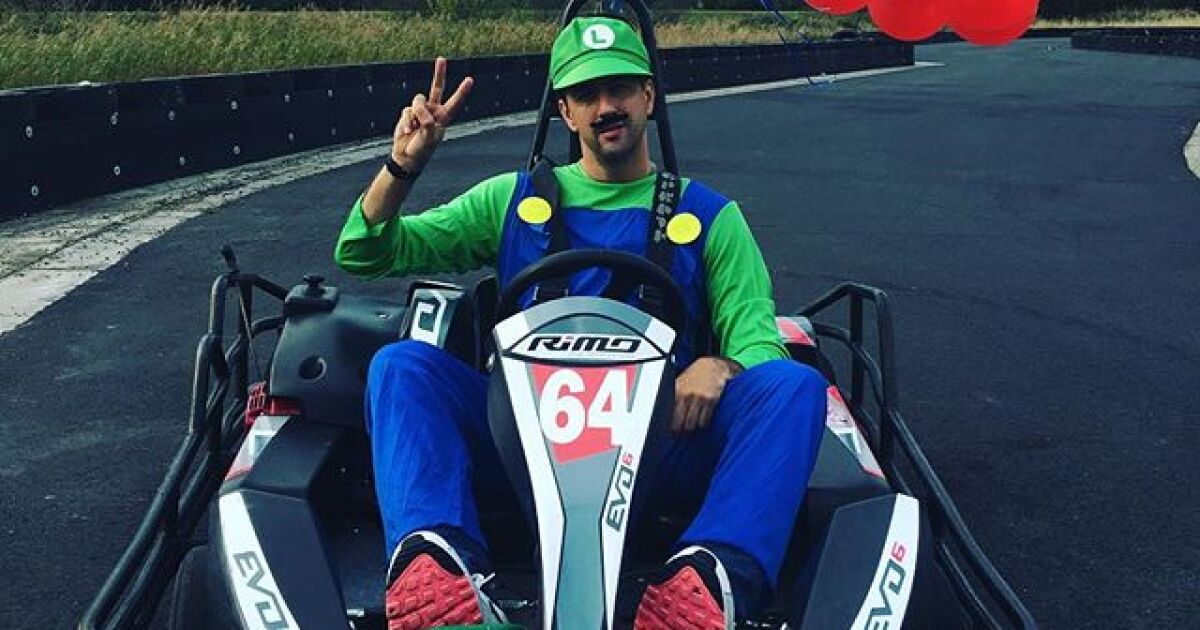 Tickets are on sale for Mario Kart themed go karting in Cleveland
