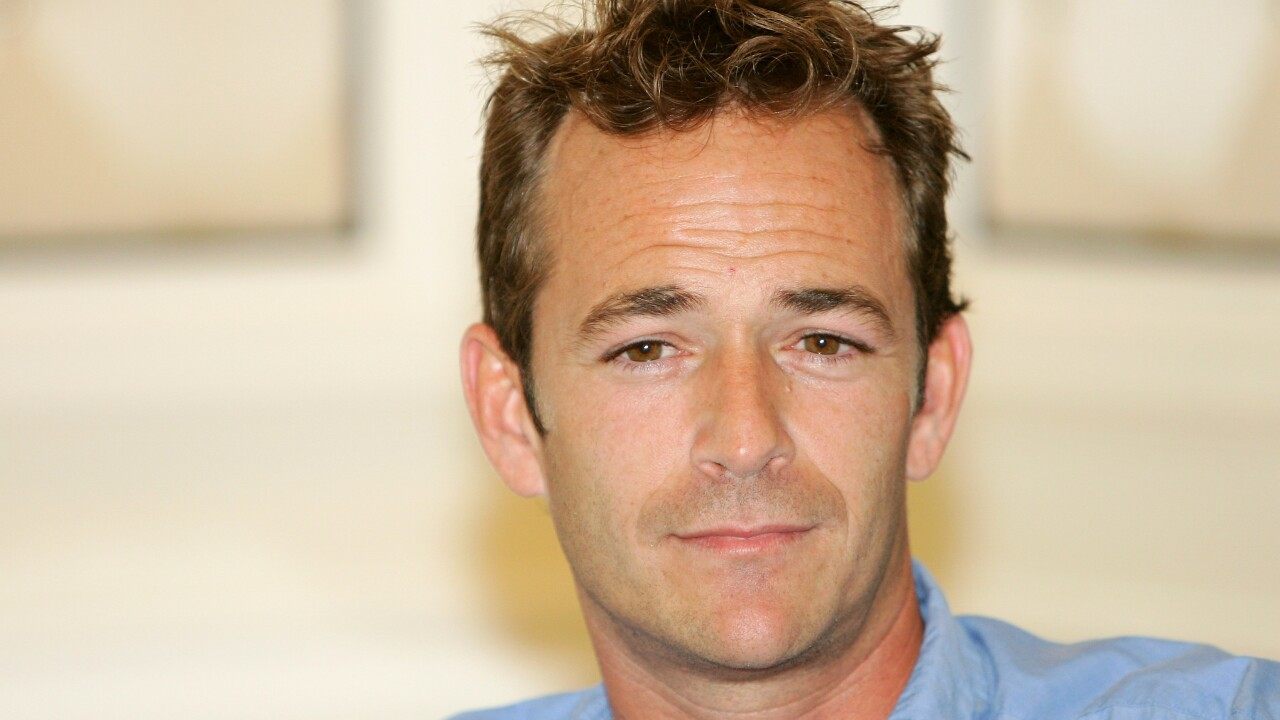 'Beverly Hills 90210' actor Luke Perry has had a massive stroke, TMZ reports