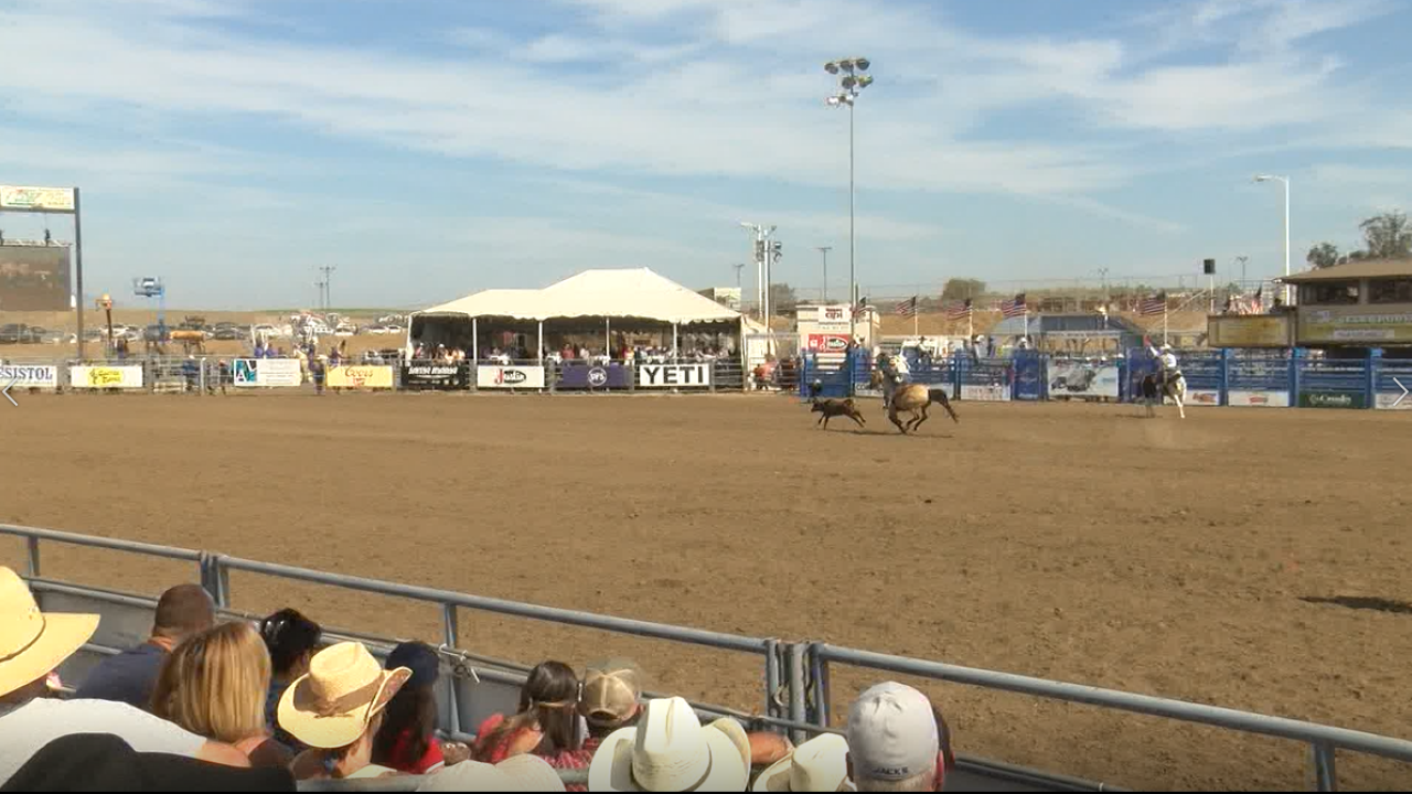 The 78th annual Elks Rodeo in Santa Maria comes to an end