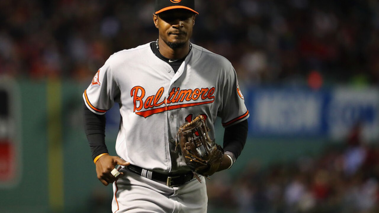 In Adam Jones' last game with team, Orioles end season with shutout win